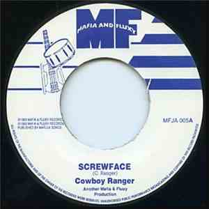 Cowboy Ranger - Screwface download album