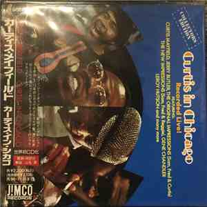 Curtis Mayfield - Curtis In Chicago - Recorded Live download album